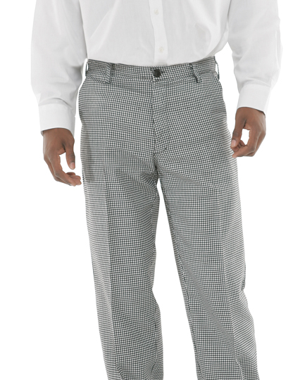 Flat Front Chef Pant