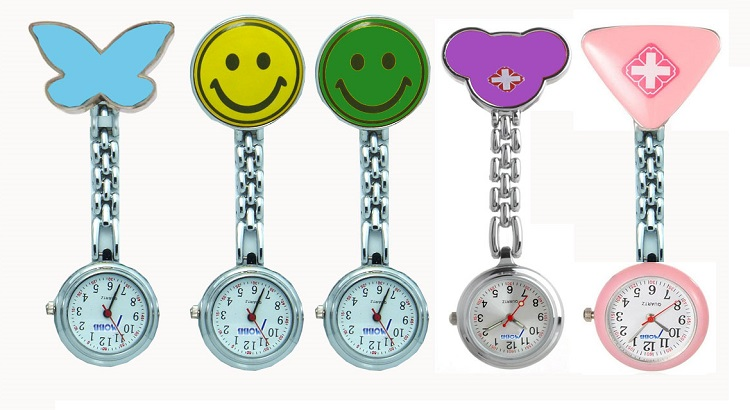 Clip On Nurse Watches